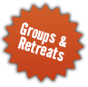 Groups & Retreats