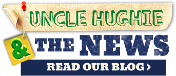 Uncle Hughie and The News - Pine Forest Camp Blog and Current News