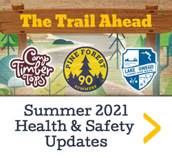 The Trail Ahead: Summer 2021 Health & Safety Updates