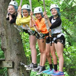 High & Low Ropes